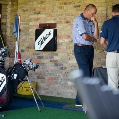 Custom Golf Club Fitting Ascot