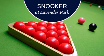 Snooker in Bracknell