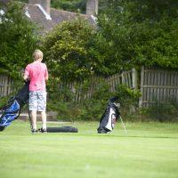 Lavender Park Golf Centre in Ascot