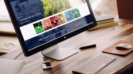 Lavender Park Website