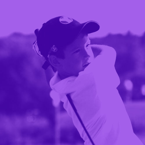 Junior Golf Lavender Pakr