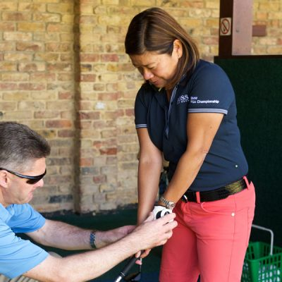 Golf Lessons Berkshire